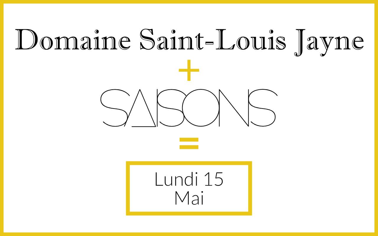 Soirée Vignerone Domaine Saint Louis Jayne à Cassis