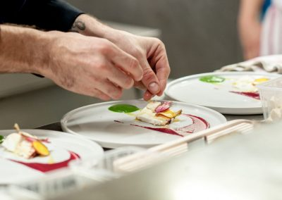 Restaurant Saisons - Menu du réveillon