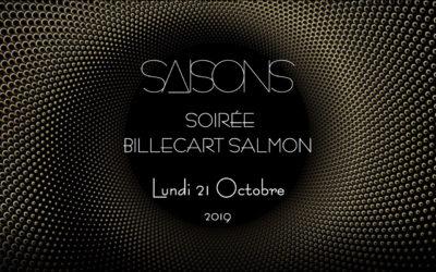 Soirée Billecart-Salmon